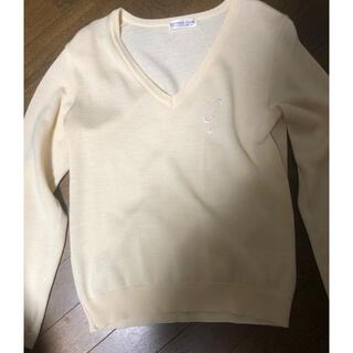 小野学園女子 セーター