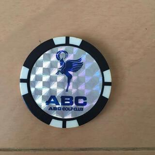 ゴルフ マーカー ABCゴルフクラブ