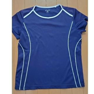 アシックス(asics)のasics☆Mサイズ(Tシャツ(半袖/袖なし))