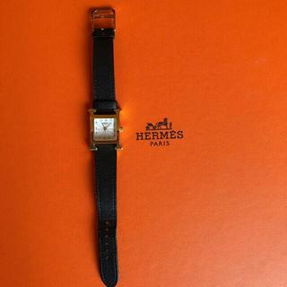 Hermes - エルメス Hウォッチ