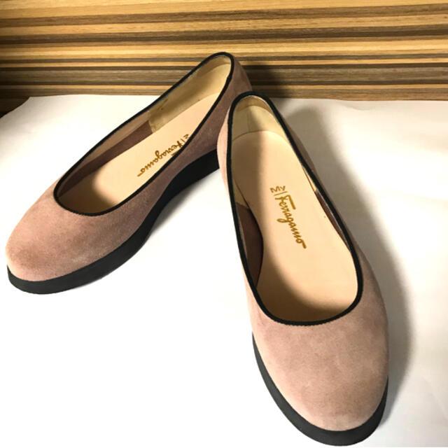 Ferragamo(フェラガモ)のマイフェラガモ フラットシューズ レディースの靴/シューズ(ローファー/革靴)の商品写真