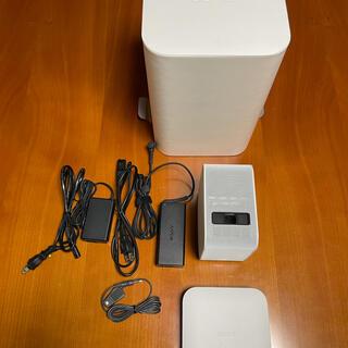 ソニー(SONY)のLSPX-P1 ポータブル超短焦点プロジェクター(プロジェクター)