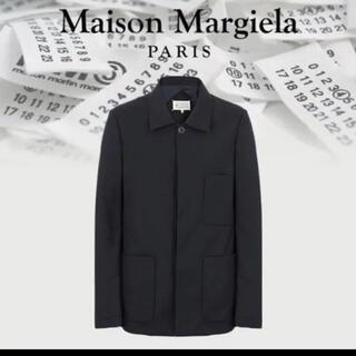 マルタンマルジェラ(Maison Martin Margiela)のmargiela 20ss ジャケット シャツ(ブルゾン)