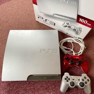 プレイステーション3(PlayStation3)のPlayStation3 CECH-2500A 【中古品】(家庭用ゲーム機本体)