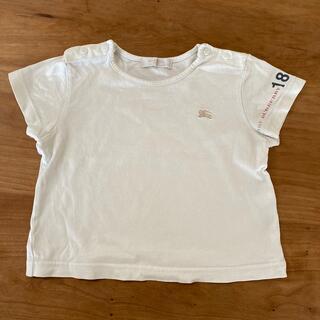 BURBERRY - バーバリー ティーシャツ 80