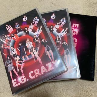 イーガールズ(E-girls)のE.G.CRAZY(ミュージック)