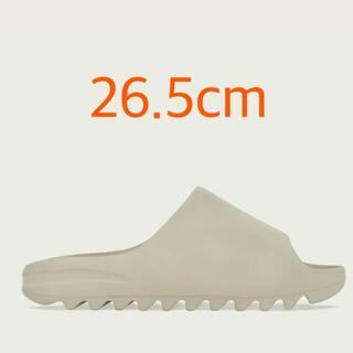 アディダス(adidas)のアディダス イージー スライド ピュア アダルツ(サンダル)