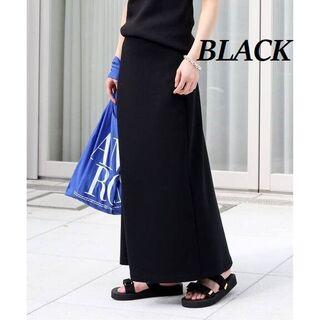 DEUXIEME CLASSE - 新品★追加 *Jersey フレアスカート ブラック