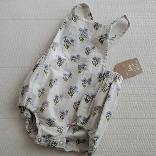 Caramel baby&child  - 18-24m*little cotton clothes ロンパース
