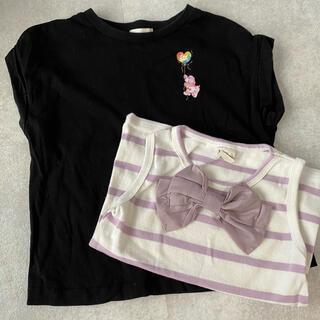 ジーユー(GU)の1枚お選び下さい!Tシャツ タンクトップ(Tシャツ/カットソー)