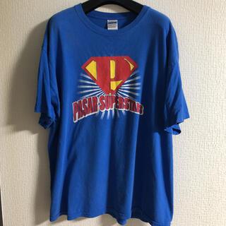 ギルタン(GILDAN)の90's Vintage GILDAN スーパーマン ブルー 70's 80's(Tシャツ/カットソー(半袖/袖なし))