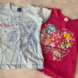 ディズニー(Disney)の1枚お選び下さい!!アナ雪 プリキュア(Tシャツ/カットソー)