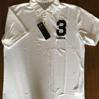 アディダス(adidas)のアディダスポロシャツ ポロシャツ ゴルフウェア men's  スポーツ シャツ(ウエア)