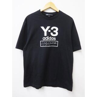 Y-3 - Y-3 20AW Stacked Logo SS Tee 美品