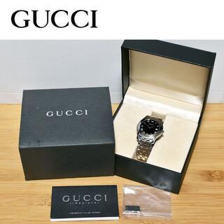 Gucci - GUCCI グッチ 5500M メンズ 腕時計 女性にも◎