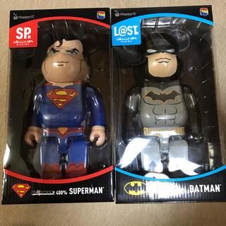 ディーシー(DC)のハッピーくじ dc sp賞 スーパーマン ラストワン賞 バットマン(アメコミ)