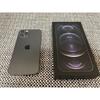Apple - iPhone 12 Pro 256GB 香港版、グラファイト