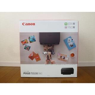 キヤノン(Canon)の即納 TS5330 黒 キャノン CANON プリンター PIXUS キヤノン(PC周辺機器)