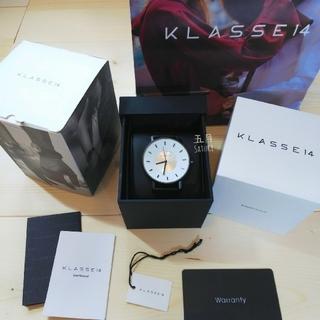 KLASSE14 腕時計 42mm 白