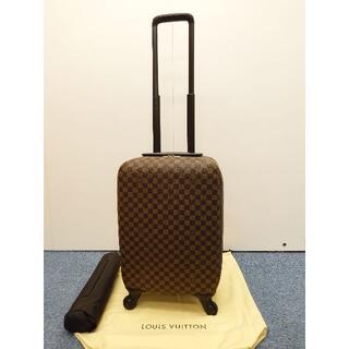 ルイヴィトン(LOUIS VUITTON)のルイヴィトン ゼフィール55 N23004 ダミエ 4輪旅行用キャリーバッグ@D(スーツケース/キャリーバッグ)