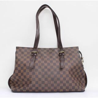 ルイヴィトン(LOUIS VUITTON)の513a18> Louis Vuitton ルイヴィトン トートバッグ ダミエ(トートバッグ)