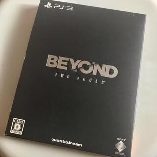 プレイステーション3(PlayStation3)のBEYOND: Two Souls(ビヨンド:ツー ソウル)(初回生産限定版) (家庭用ゲームソフト)