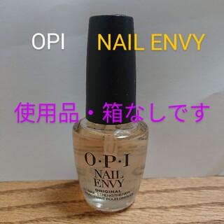 オーピーアイ(OPI)のOPI Nail Envy「Pink to Envy」【箱なし】(ネイルトップコート/ベースコート)
