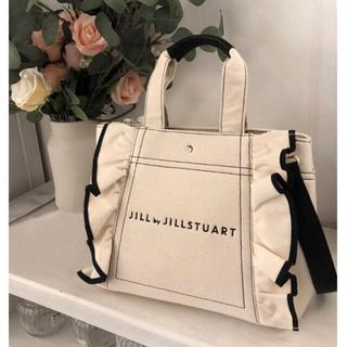 JILLSTUART - ★期間限定 JILL by JILLSTUART 2WAY ジル トートバッグ