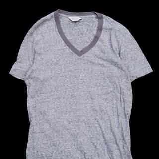 アンユーズド(UNUSED)のUNUSED 霜降りVネックTシャツ US0364 半袖Tシャツ メンズ(Tシャツ/カットソー(半袖/袖なし))