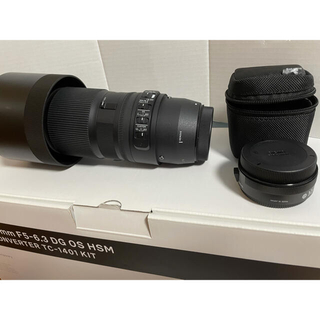 SIGMA - SIGMA Contemporary 150-600DG 1.4xテレコンキット