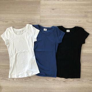 プラステ(PLST)のPLST Tシャツ3点セット 美品 未使用(Tシャツ(半袖/袖なし))
