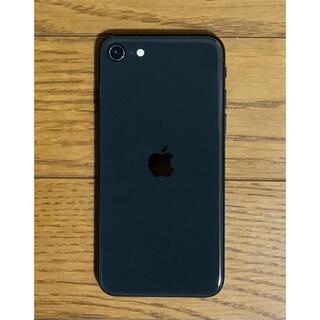 iPhone - iPhone SE2(第2世代) 128GB ブラック 海外版SIMフリー