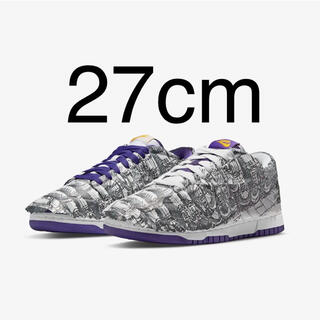 NIKE - NIKE WMNS DUNK LOW Made You Look 27cm