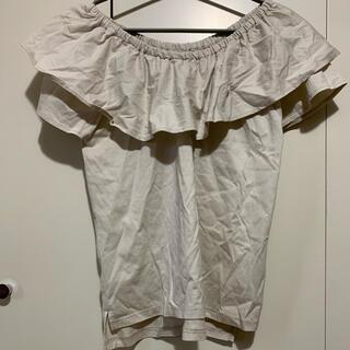 センスオブプレイスバイアーバンリサーチ(SENSE OF PLACE by URBAN RESEARCH)のセンスオブプレイス オフショルTシャツ(Tシャツ(半袖/袖なし))