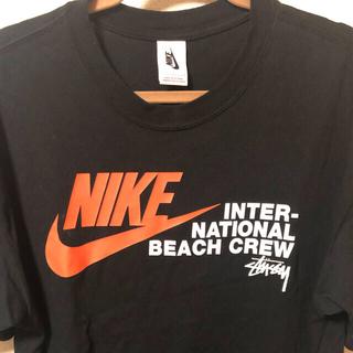 ナイキ(NIKE)のNIKE x Stussy International Beach Crew(Tシャツ/カットソー(半袖/袖なし))