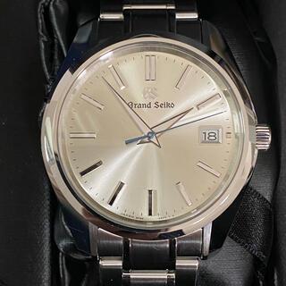 グランドセイコー(Grand Seiko)の美品 SEIKO GS グランドセイコー SBGV205 9F82 時計(腕時計(アナログ))