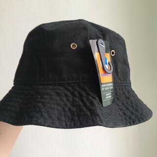 バケットハット 黒 新品未使用