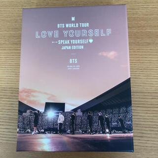 防弾少年団(BTS) - BTS WORLD TOUR LOVE YOURSELF SPEAK …