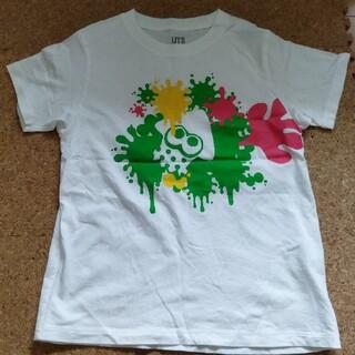 UNIQLO - UNIQLO スプラトゥーンTシャツ 130cm