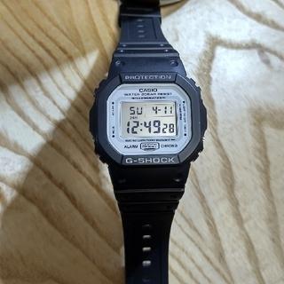G-SHOCK - CASIO  G-SHOCK DW-5600MW カスタム 美品