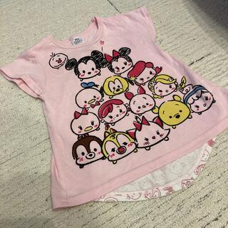 ディズニー(Disney)のディズニー♡ツムツム♡100cm(Tシャツ/カットソー)