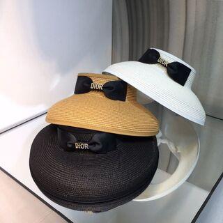 ディオール(Dior)のハット2枚16000 DIOR 帽子 #2(ハット)