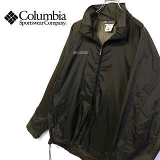 Columbia - 美品 薄手ナイロン Columbia フェザーテックジャケット メンズS