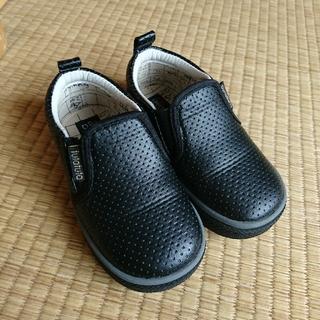 フタフタ(futafuta)のfutafuta フタフタ キッズ 靴  15.0 cm ブラック(フォーマルシューズ)