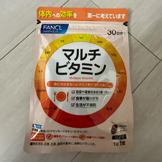 ファンケル(FANCL)のファンケル マルチビタミン 30日分(ビタミン)
