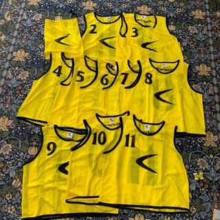 ビブス ヴァルスポルト 超美品 10枚セット 袋付き