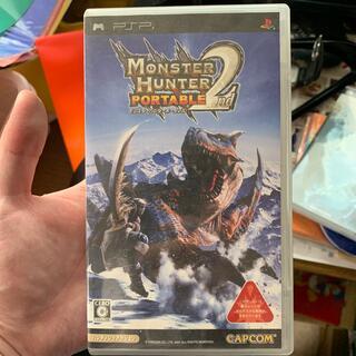 モンスターハンターポータブル 2nd PSP