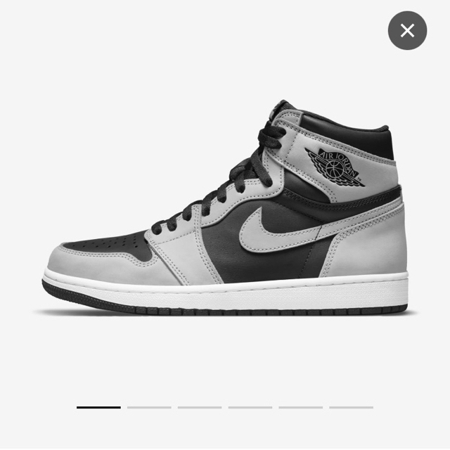 NIKE エア ジョーダン1 HIGH Shadow2.0 26.5cm 新品 メンズの靴/シューズ(スニーカー)の商品写真