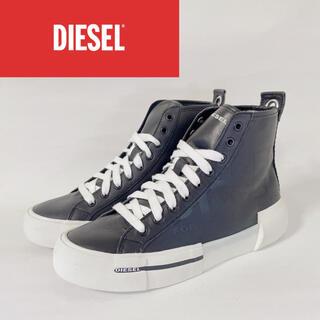 DIESEL - DIESEL ディーゼル スニーカー EU36.5 JP23.5cm ブラック