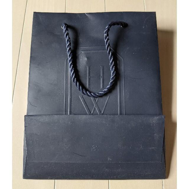 HARRY WINSTON(ハリーウィンストン)のハリーウィンストン◆ネックレス 箱&ケース◆リボン、ショッパー付N レディースのバッグ(ショップ袋)の商品写真